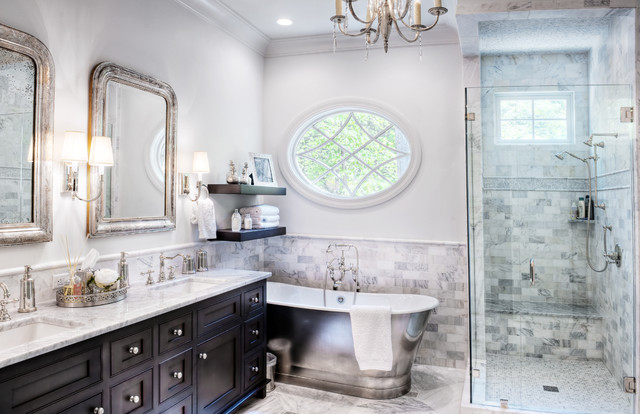 Окно в ванной комнате фото (16)