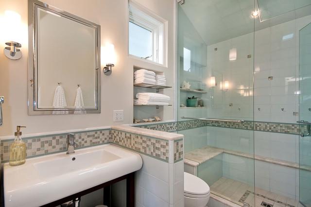 Окно в ванной комнате фото (21)