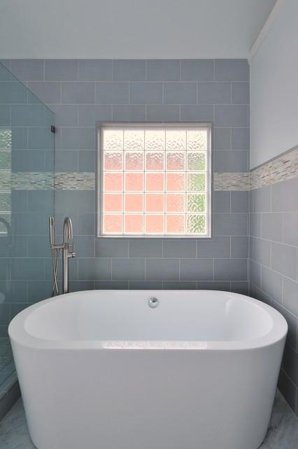 Окно в ванной комнате фото (23)