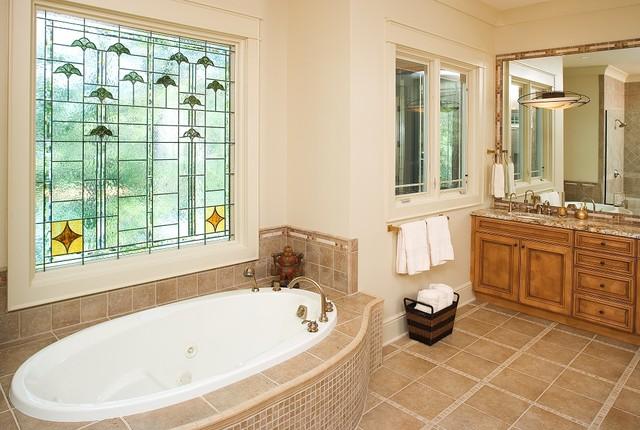 Окно в ванной комнате фото (25)