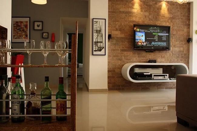 Изысканный дизайн квартиры (14)