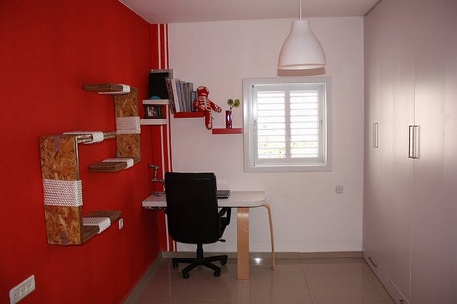 Изысканный дизайн квартиры (17)