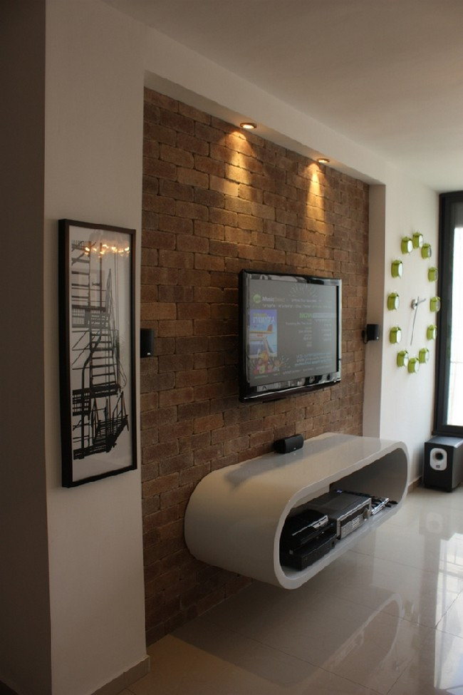 Изысканный дизайн квартиры (2)