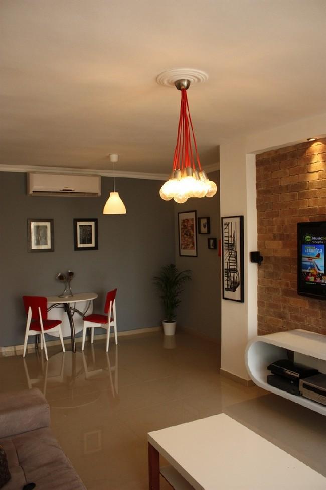 Изысканный дизайн квартиры (3)