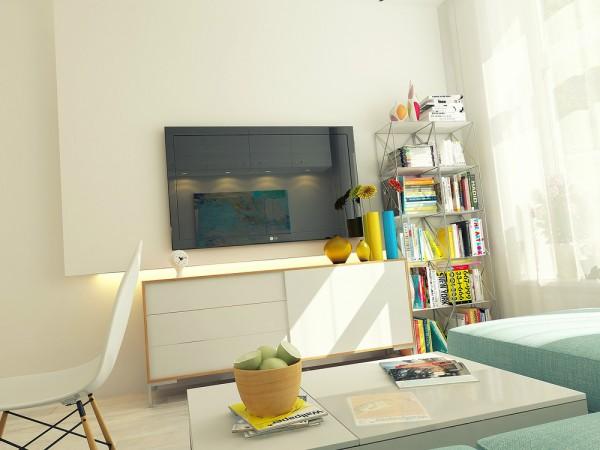 Малогабаритная квартира (4)