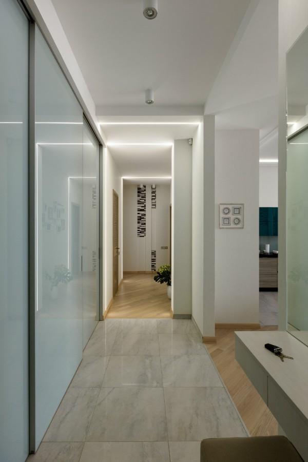 Просторная трехкомнатная квартира (10)