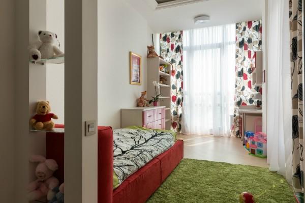 Просторная трехкомнатная квартира (13)