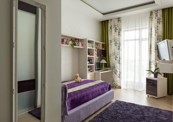 Просторная трехкомнатная квартира (15)