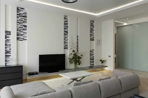 Просторная трехкомнатная квартира (3)