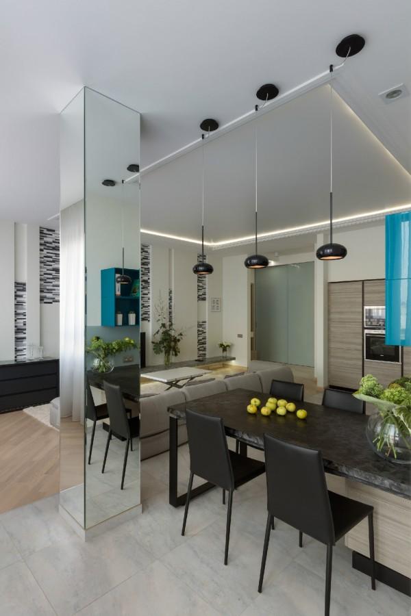 Просторная трехкомнатная квартира (7)