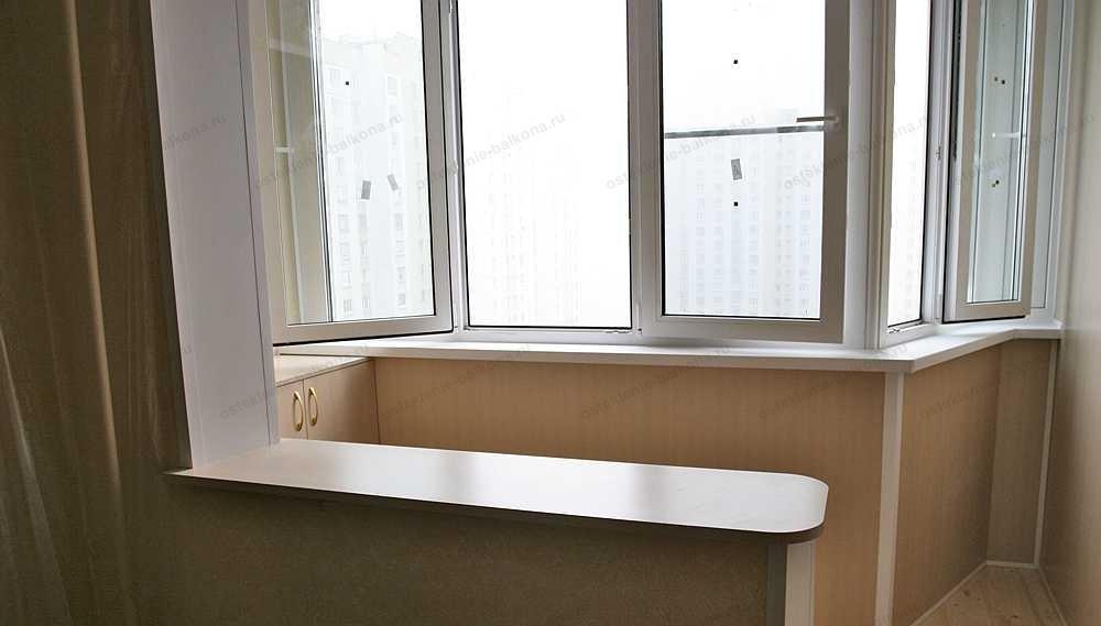 Соединение комнаты с балконом в домах п 44 т фото. - поможем.