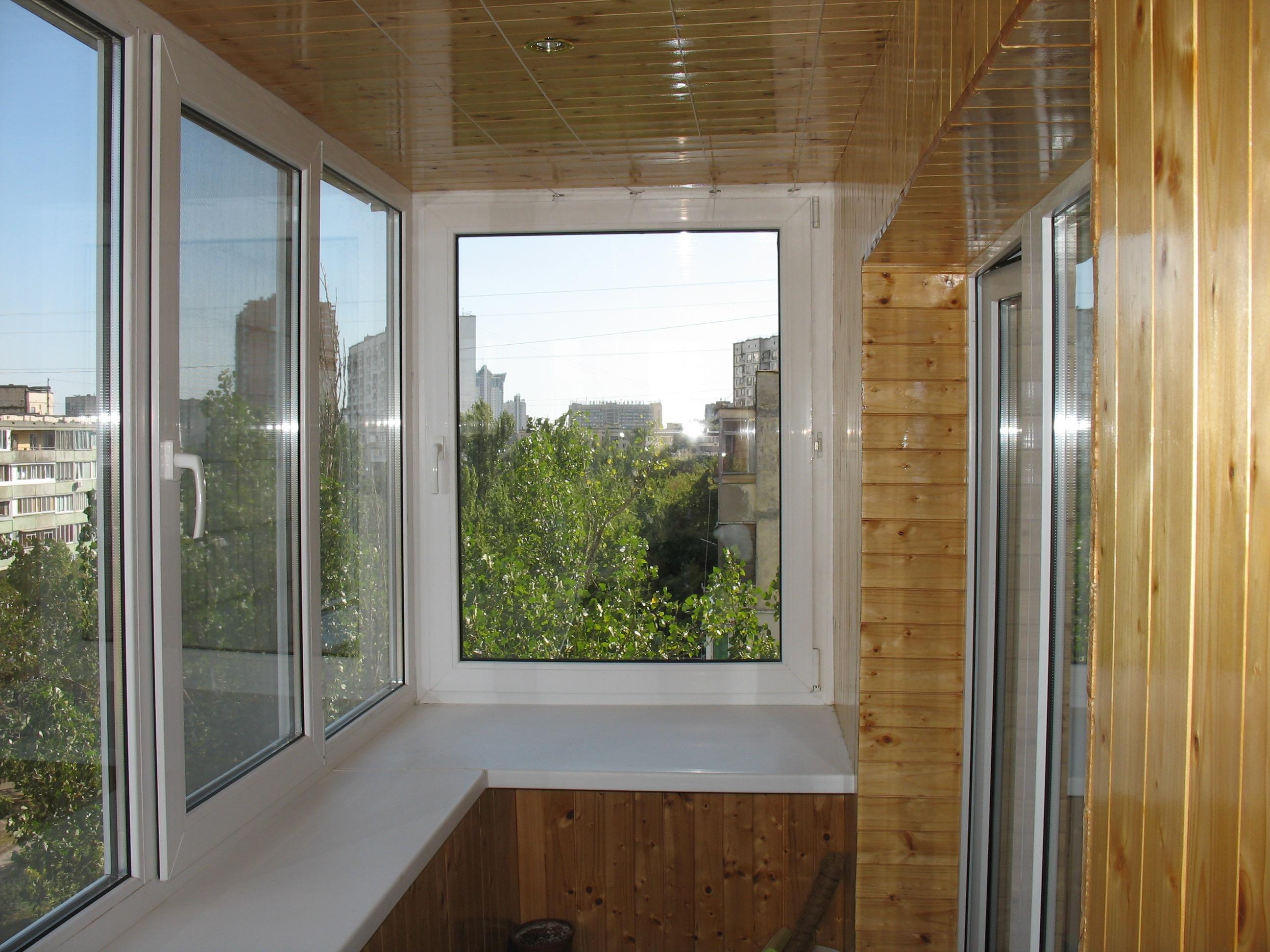 Как провести ремонт балкона своими руками? основные моменты .