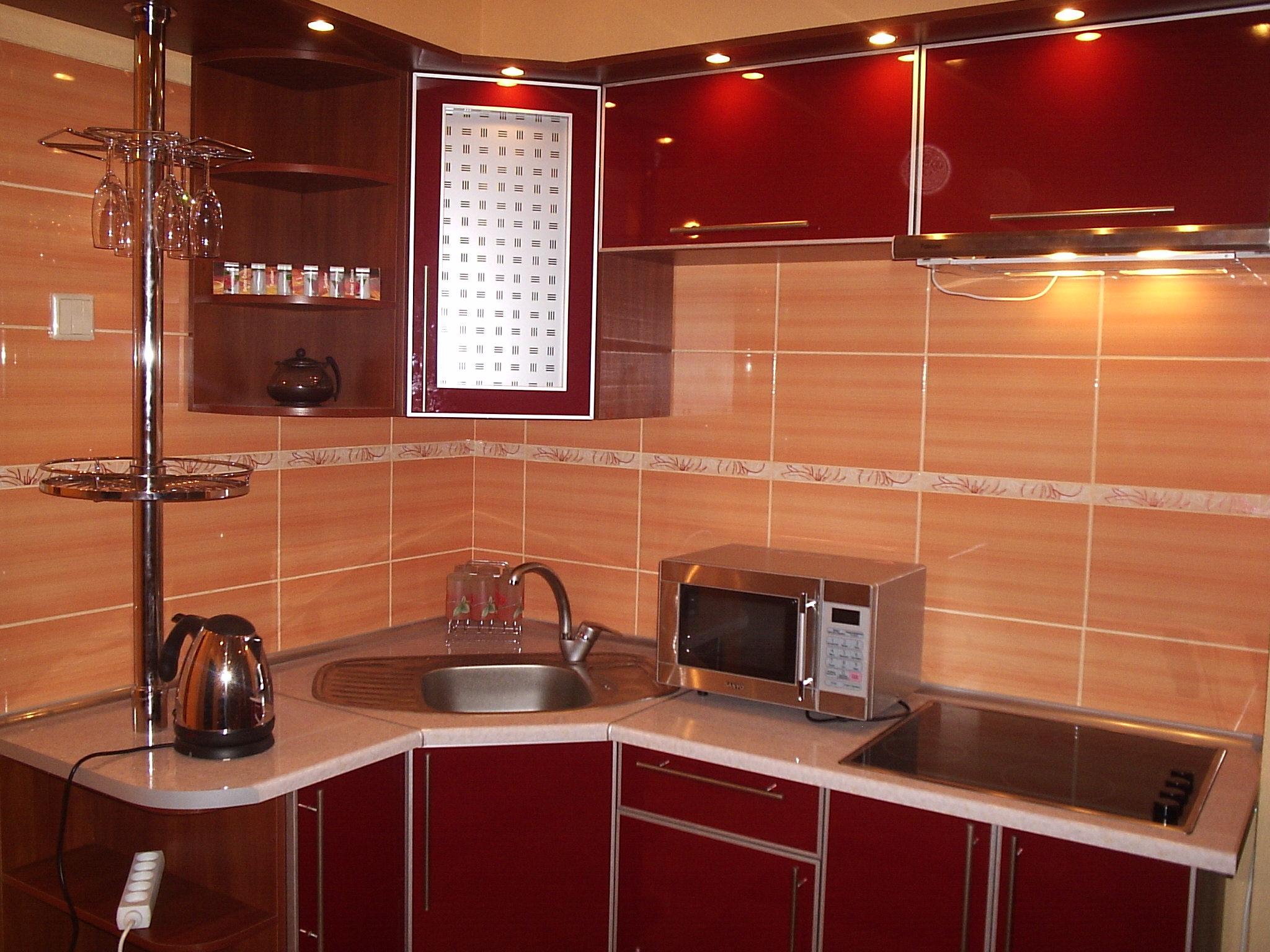 Ремонт кухни 6 кв. м - фото