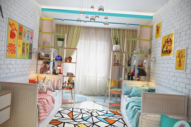 interior of the apartment, interior design.