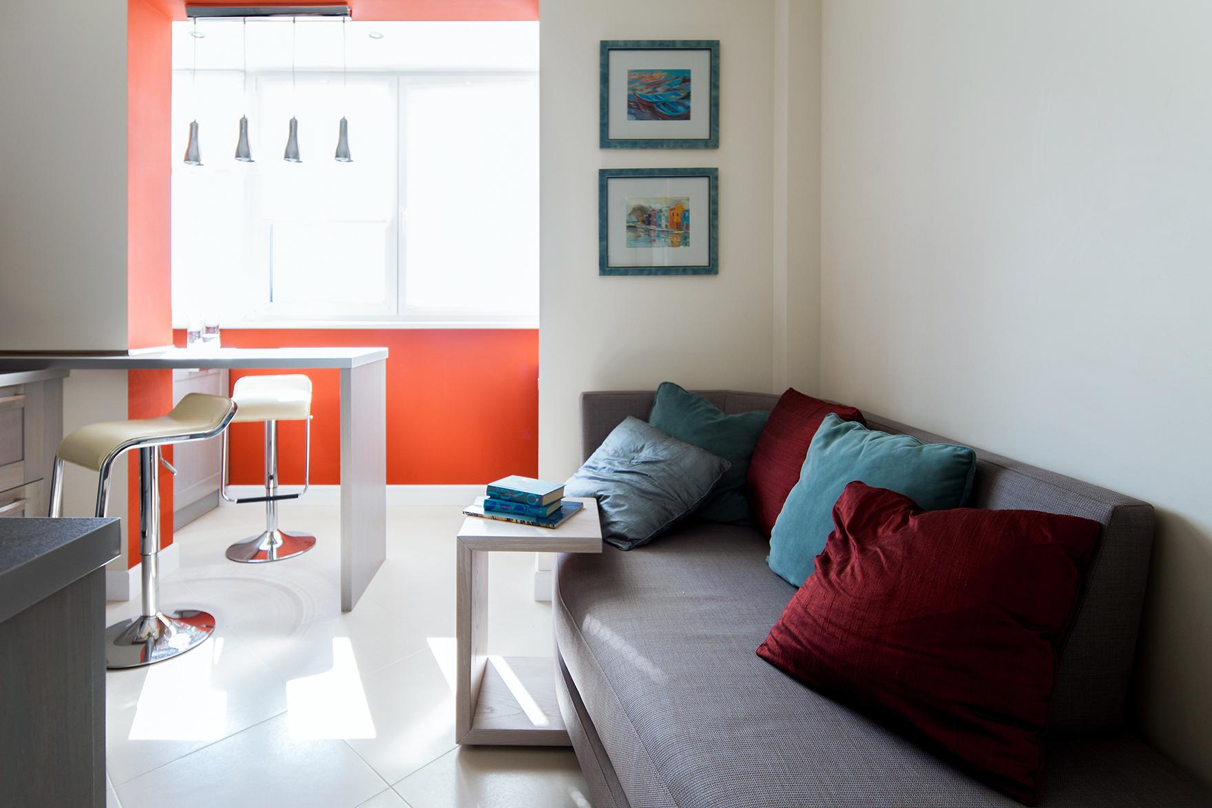 Идеи совмещения лоджии и комнаты мой дом.