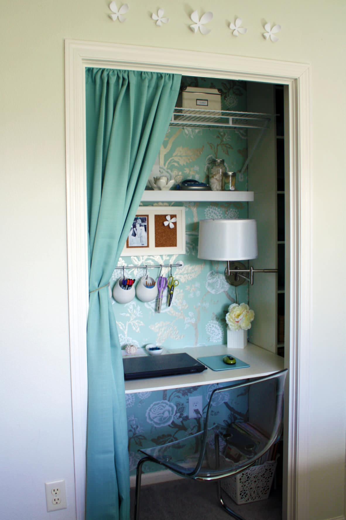 Уютное рабочее место в квартире: трудимся с удовольствием! и.