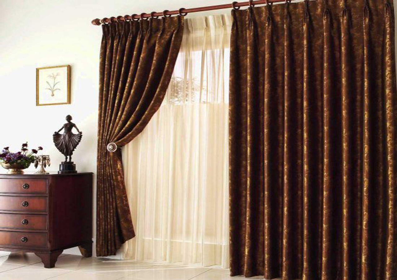ночные шторы - фото