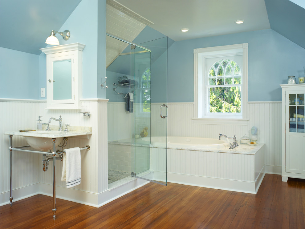 Beadboard bathroom pictures