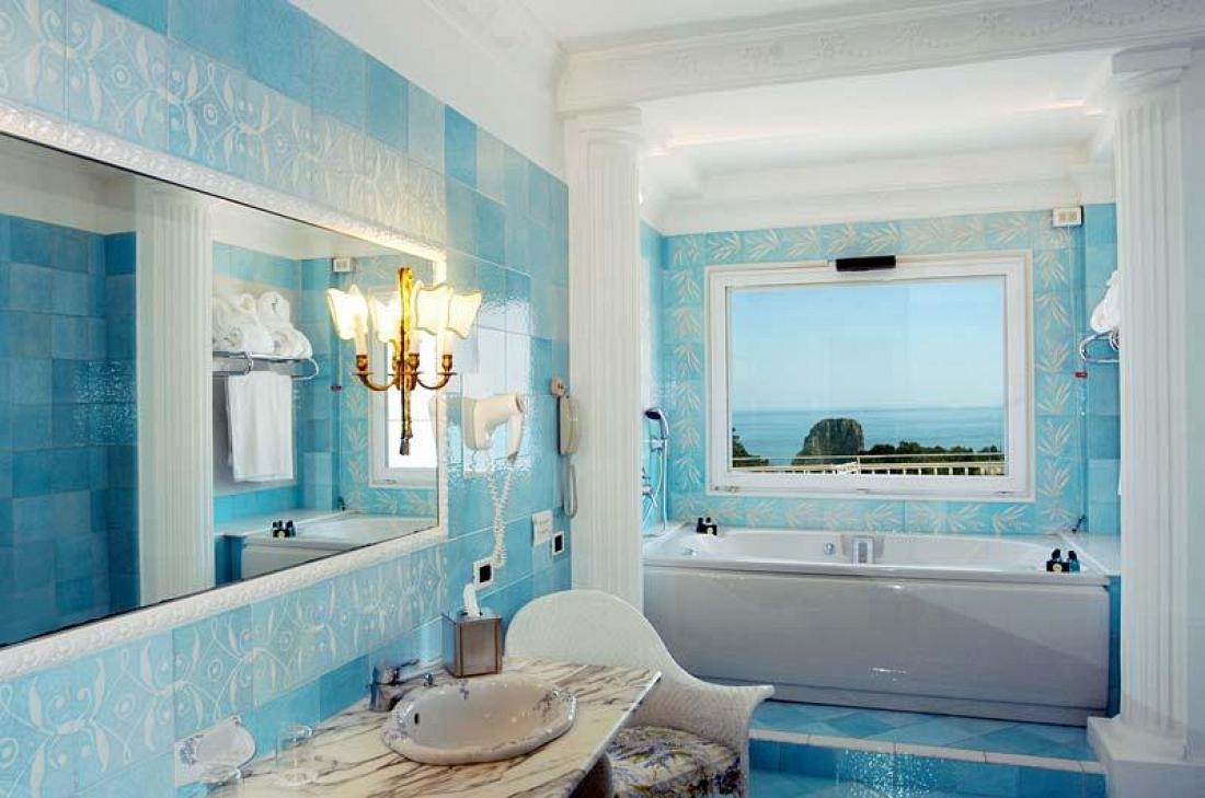 Цвет ванной комнаты Домфронт