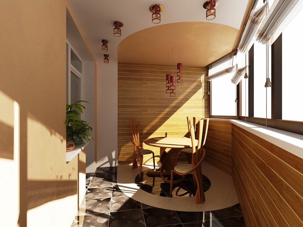 Originalnaya-otdelka-balkonov-vnutri-i-snaruzhi 14