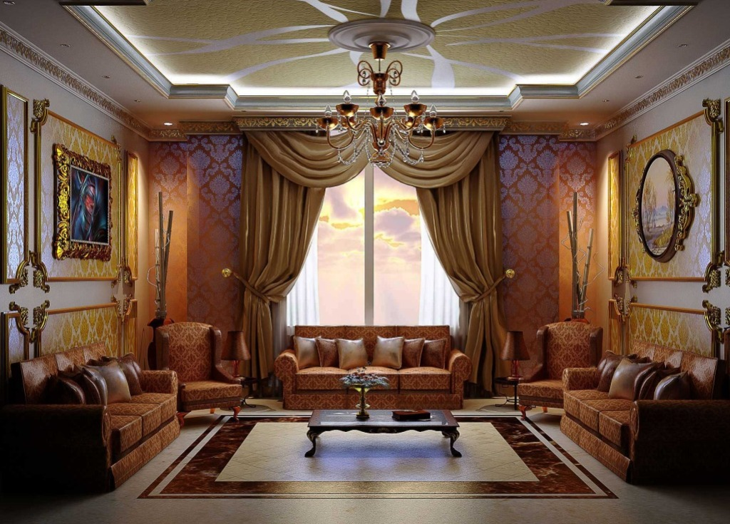 Viktorianskiy-stil-v-interere-----roskosh-na-grani-e`kstaza 6