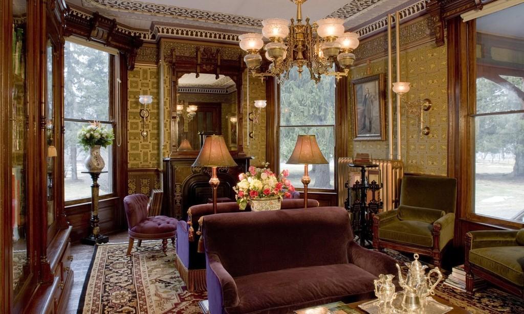 Viktorianskiy-stil-v-interere-----roskosh-na-grani-e`kstaza 8