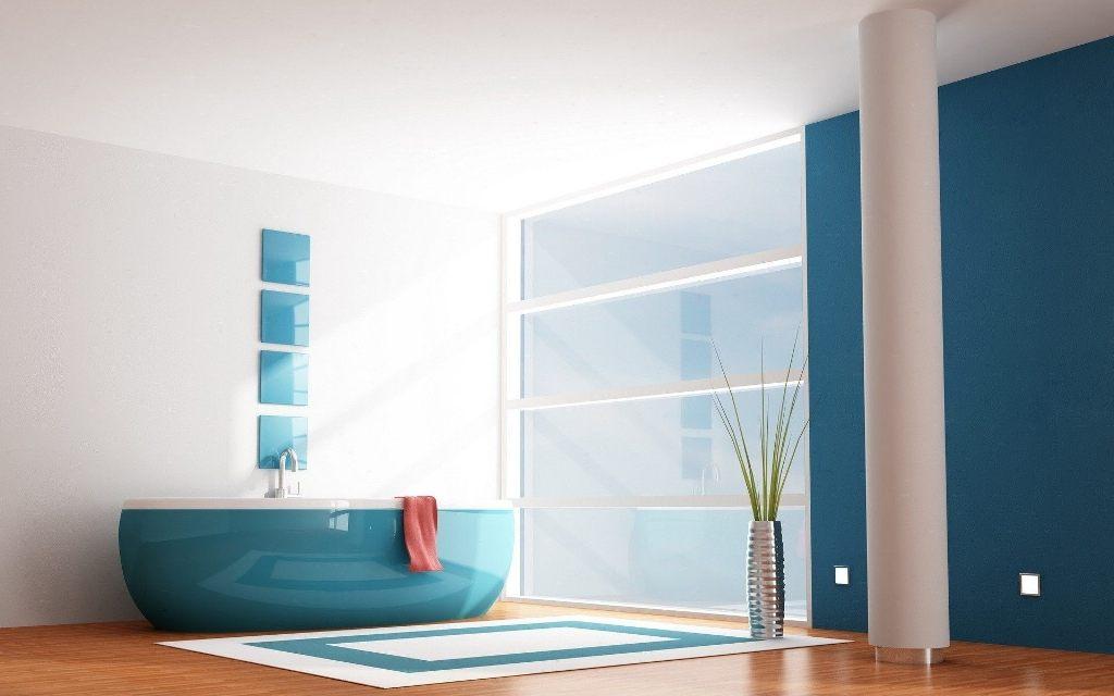 Голубая ванная – океанская лагуна в собственной квартире