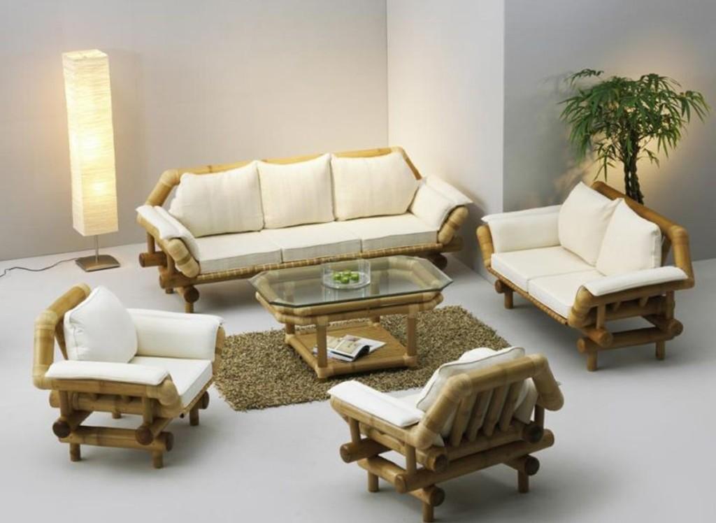 Бамбук в интерьере – акцентированная экзотика или экзотические акценты