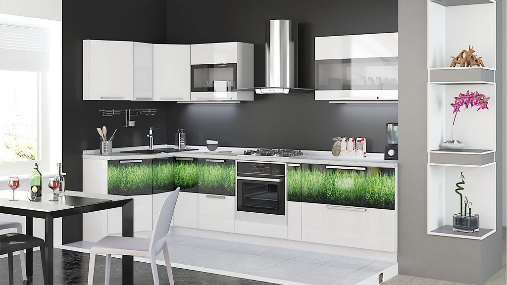 Кухонный гарнитур – стиль, дизайн и разновидности