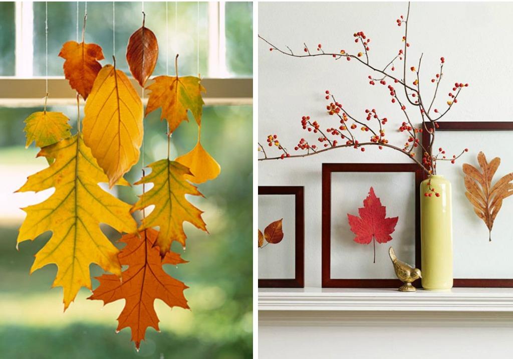 Осенний интерьер – чарующий дизайн сезонного стиля