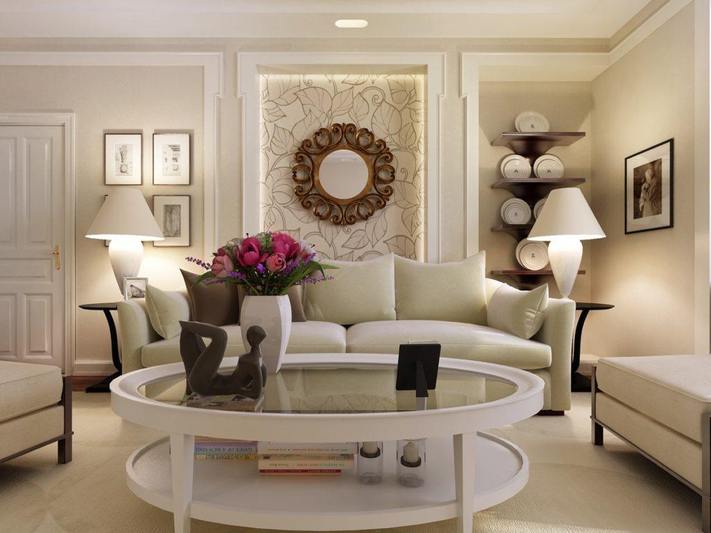 Дизайн маленькой гостиной – идеи комфорта скромных пространств