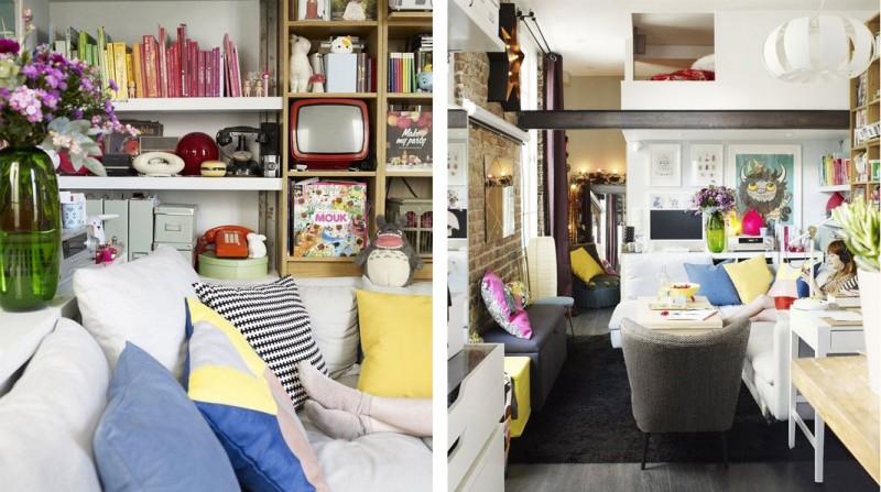 Преображение маленькой квартиры